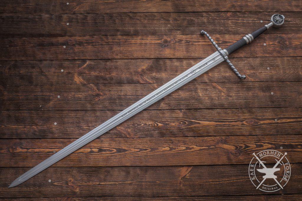 Wiedźmin miecz
