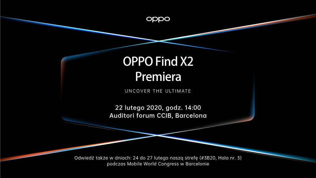 OPPO Find X2 będzie mógł pochwalić się bardzo dobrym wyświetlaczem