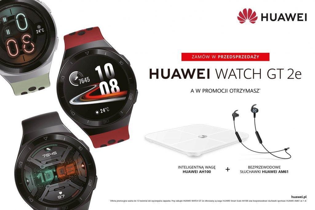 Huawei Watch GT 2e przedsprzedaz