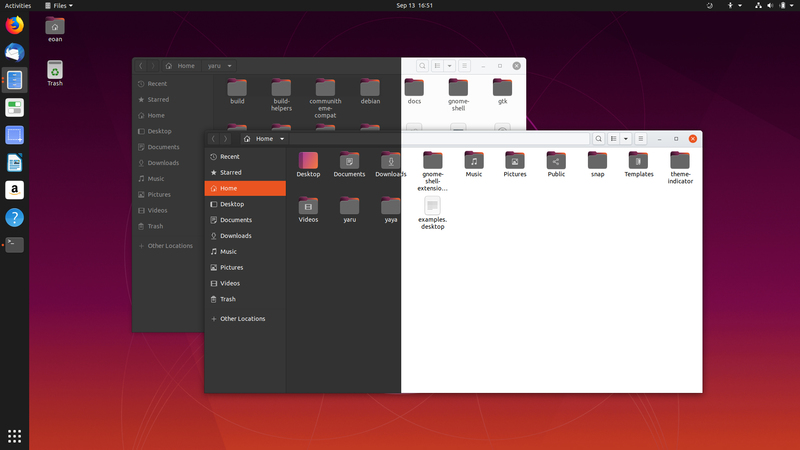 ubuntu yaru