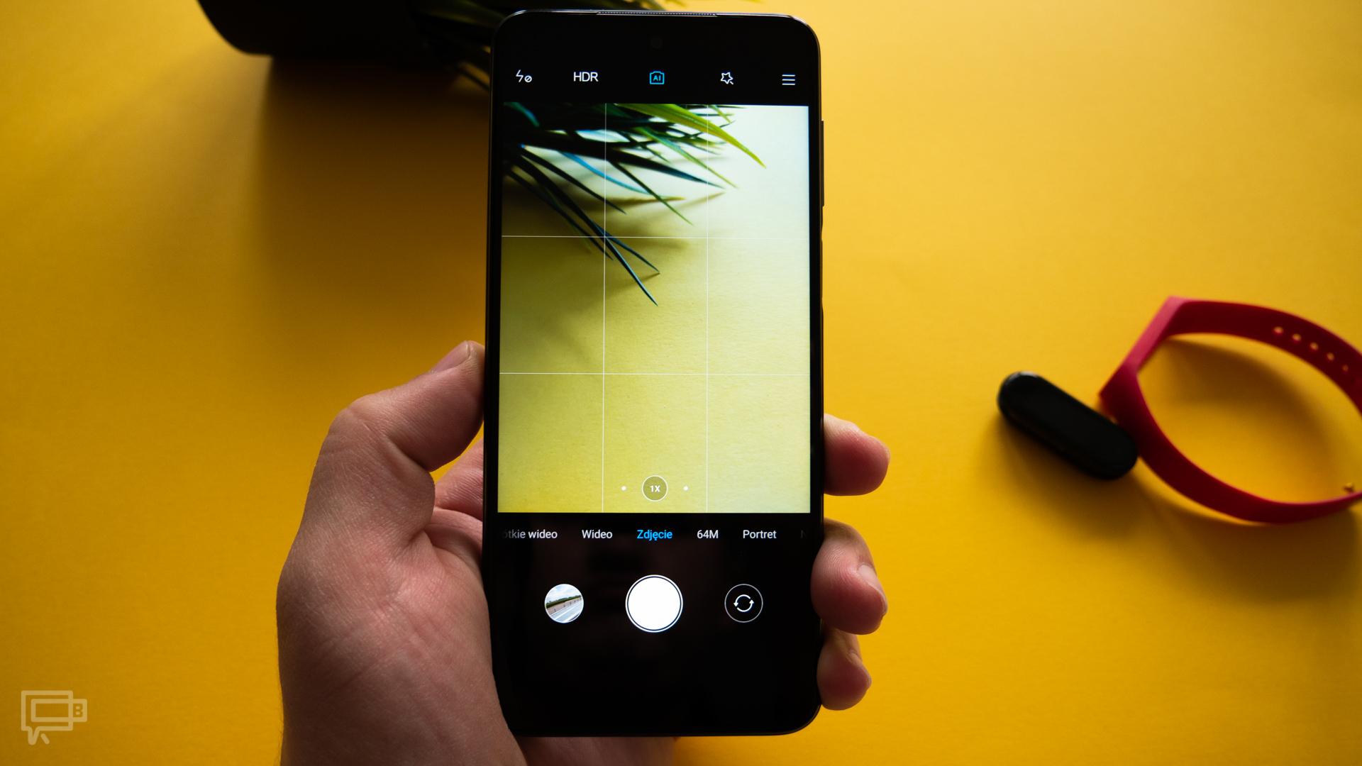 redmi note 9 pro aplikacja aparatu