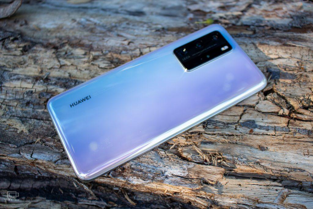 Huawei P40 Pro tył