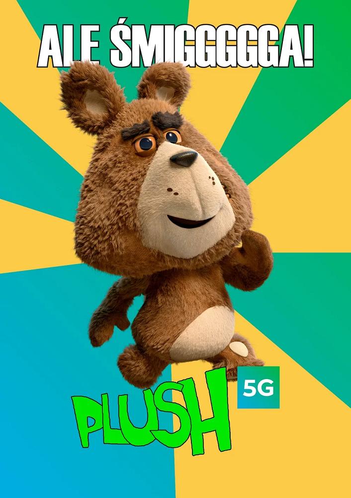 Plush 5G
