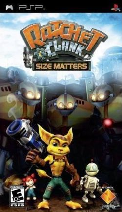 Rachet & Clank: Size Matters
