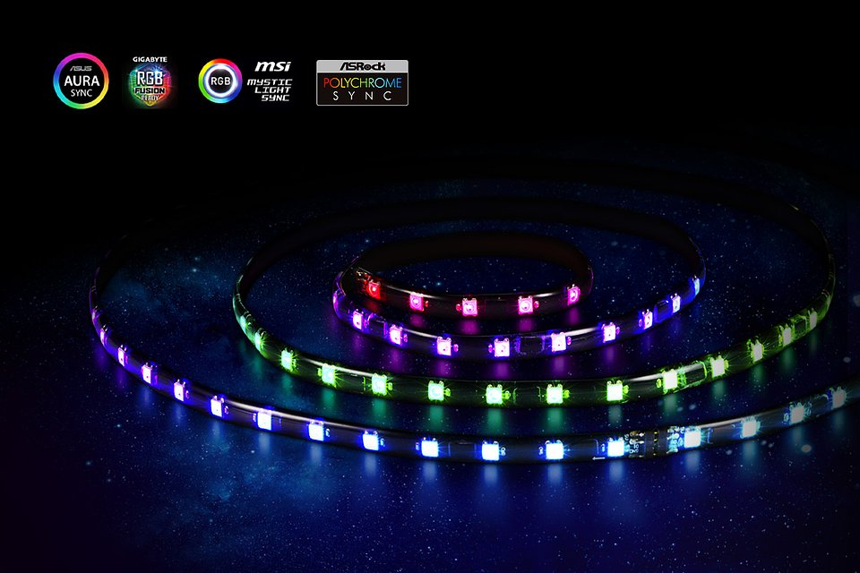 xpg led strip