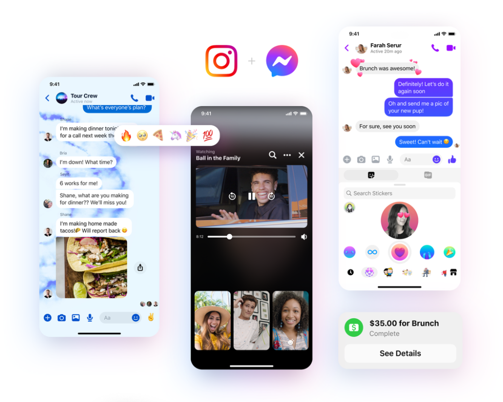 Messenger zmiany wyglądu
